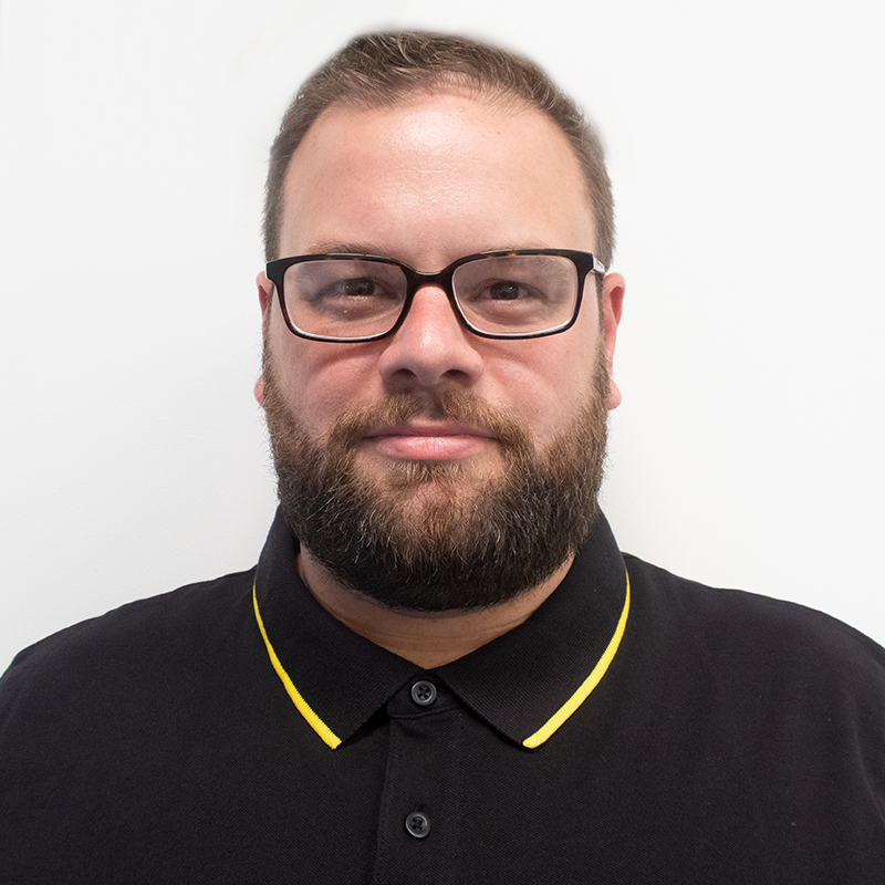 Craig - Contracts Manager